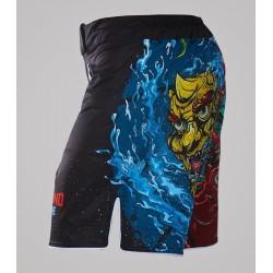 Ground Game Spodenki MMA Bushido II 1