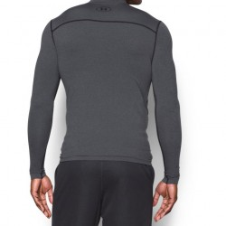 Under Armour Coldgear Armour Mock Szary 1