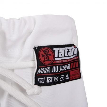 Tatami Kimono/Gi do BJJ dla Dzieci Nova Mk4 Białe 7