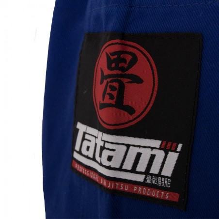 Tatami Kimono/Gi do BJJ dla Dzieci Nova Mk4 Niebieskie 6