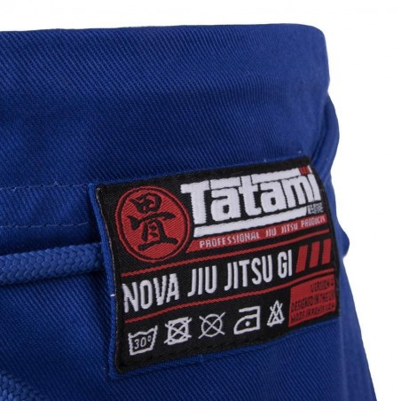 Tatami Kimono/Gi do BJJ dla Dzieci Nova Mk4 Niebieskie 7