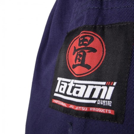 Tatami Kimono/Gi do BJJ dla Dzieci Nova Mk4 Granatowe 5