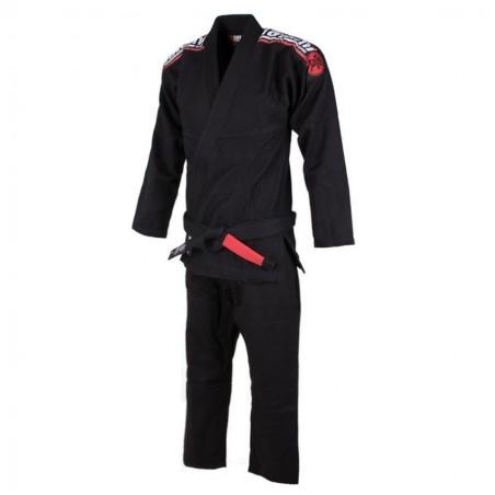 Tatami Kimono/Gi do BJJ dla Dzieci Nova Mk4 Czarne 2