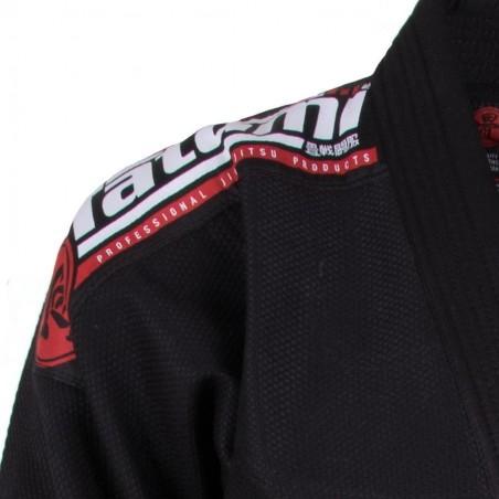 Tatami Kimono/Gi do BJJ dla Dzieci Nova Mk4 Czarne 5