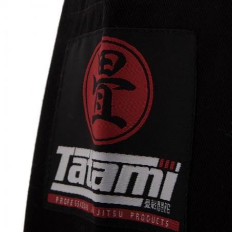 Tatami Kimono/Gi do BJJ dla Dzieci Nova Mk4 Czarne 6