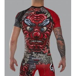 Ground Game Rashguard Tengu...