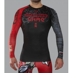Ground Game Rashguard Tengu Długi Rękaw 1