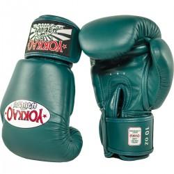 Yokkao Rękawice bokserskie Matrix Zielone 1