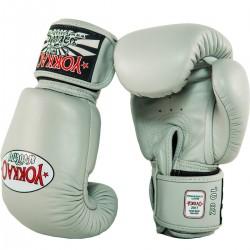 Yokkao Rękawice bokserskie Matrix Szare 1