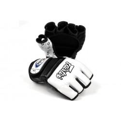 Fairtex Rękawice do MMA FGV17 Białe 1