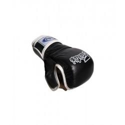 Fairtex Rękawice do MMA sparingowe FGV15 Czarne 1