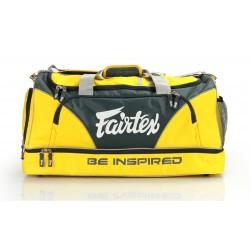 Fairtex Torba Sportowa BAG2 Żółta 1