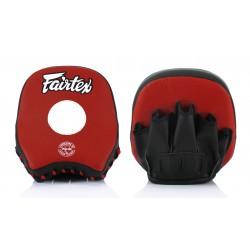 Fairtex Tarcze Bokserskie FMV14 Czarne/Czerwone 1