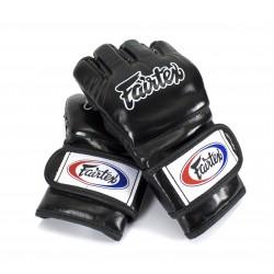 Fairtex Rękawice do MMA FGV12 Czarne 1