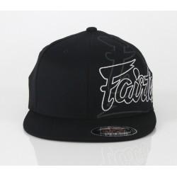 Fairtex Czapka z daszkiem CAP7 Czarna 1