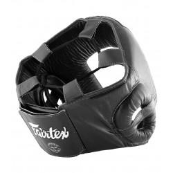 Fairtex Kask Bokserski HG1 Czarny 1