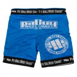 Pit Bull Szorty VT Classic Logo Niebieskie 1