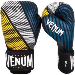 Venum Rękawice bokserskie Plasma Czarne/Żółte 1
