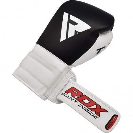 RDX Rękawice bokserskie BGL-T1 Gel Pro Czarne 2