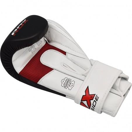 RDX Rękawice bokserskie BGL-T1 Gel Pro Czarne 4