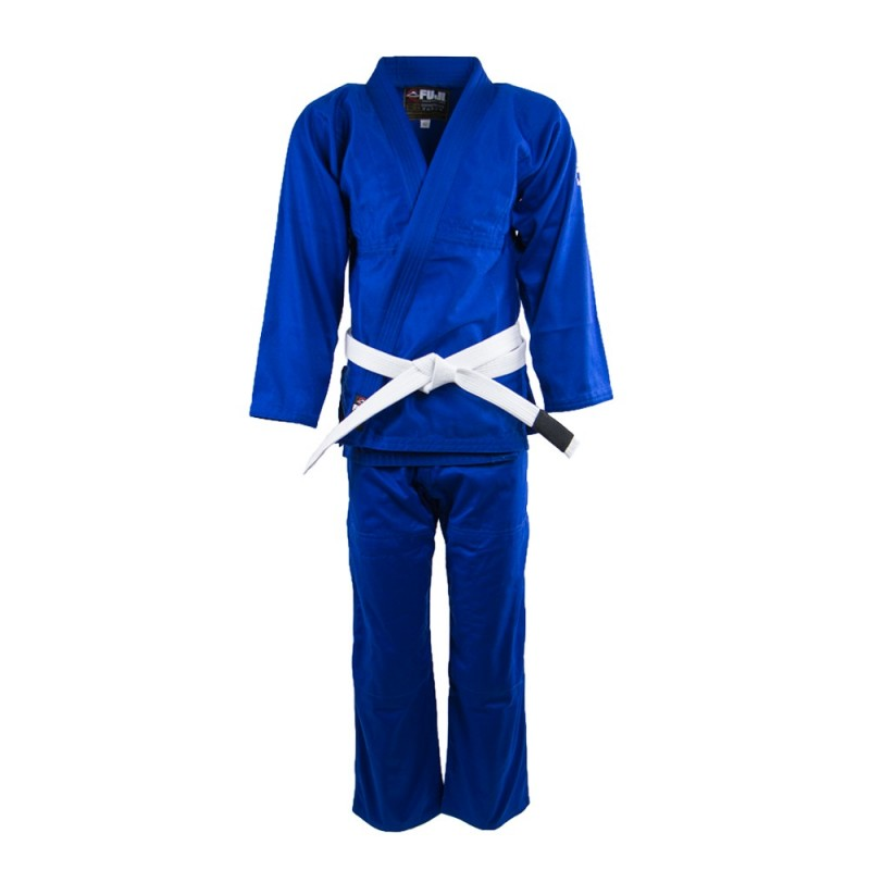Fuji Kimono/Gi do BJJ dla Dzieci Saisho Niebieskie