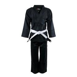 Fuji Kimono/Gi do BJJ dla Dzieci Saisho Czarne 2