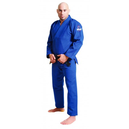 Fuji Kimono/Gi do BJJ All Around Niebieskie 2
