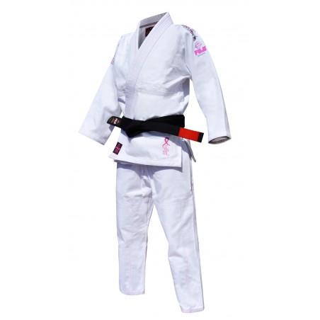Fuji Kimono/Gi do BJJ Damskie Blossom Białe 1