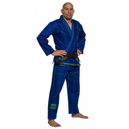 Fuji Kimono/Gi do BJJ Suparaito Niebieskie 4