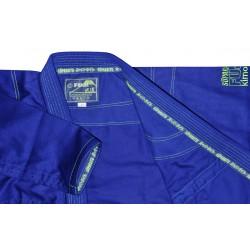 Fuji Kimono/Gi do BJJ Suparaito Niebieskie 1