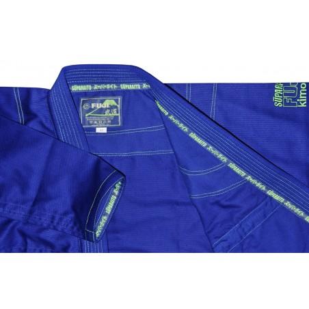 Fuji Kimono/Gi do BJJ Suparaito Niebieskie 5