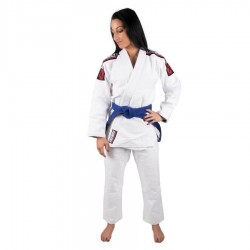 Tatami Kimono/Gi Damskie Nova Mk4 Białe 2