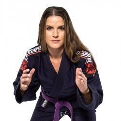 Tatami Kimono/Gi Damskie Nova Mk4 Granatowe 2