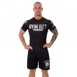 Poundout Rashguard Gym Rat 4