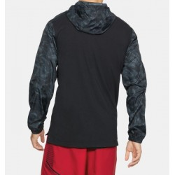 Under Armour Kurtka Wind Anorak Czarna 1