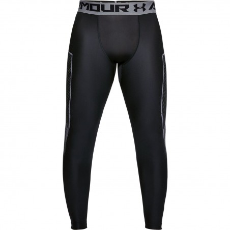 Under Armour Heatgear Armour Legging Graphic Czarne 4