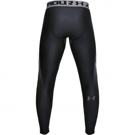 Under Armour Heatgear Armour Legging Graphic Czarne 5