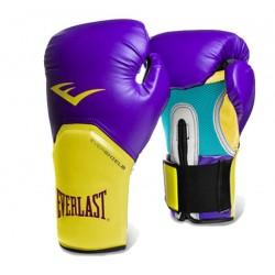 Everlast Rękawice bokserskie Pro Style Elite Purpurowe 1