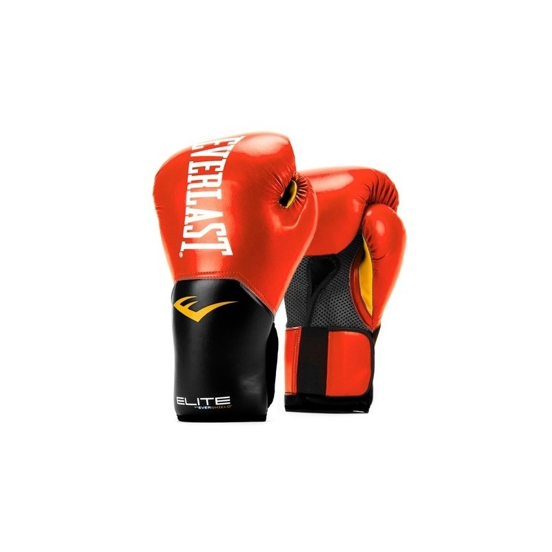 Everlast Rękawice bokserskie Pro Style Elite 2 Czerwone