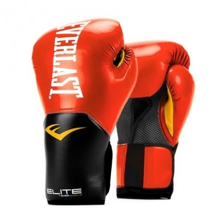 Everlast Rękawice bokserskie Pro Style Elite 2 Czerwone 1
