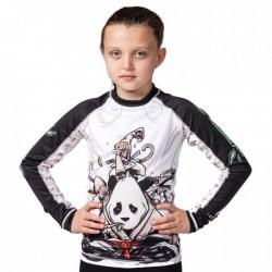 Tatami Rashguard Dziecięcy Gentle Panda 1