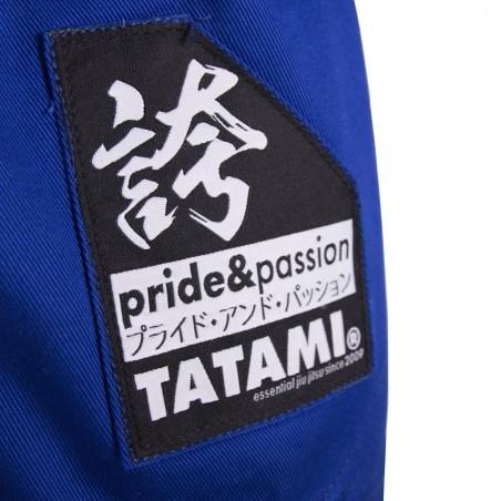 Tatami Kimono/Gi Damskie Hokori Minimal Niebieskie 4