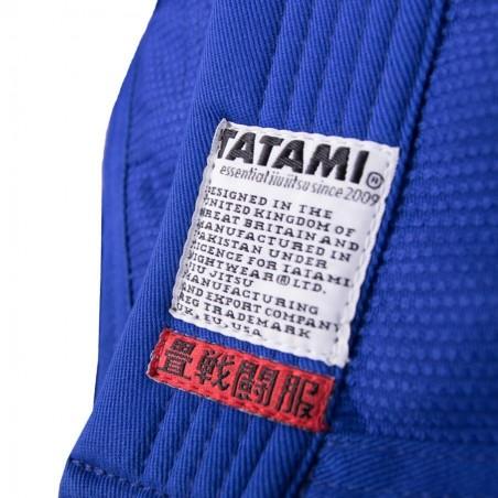 Tatami Kimono/Gi Damskie Hokori Minimal Niebieskie 6