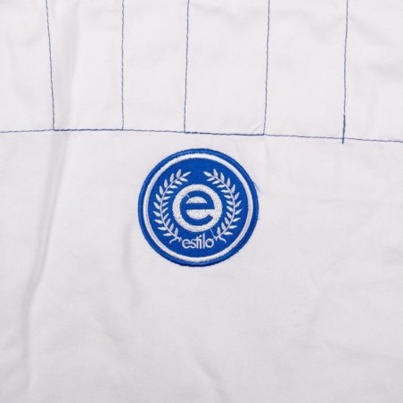 Tatami Kimono/Gi Damskie Estilo 6.0 Białe/Błękitne  5