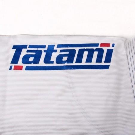 Tatami Kimono/Gi Damskie Estilo 6.0 Białe/Błękitne  8