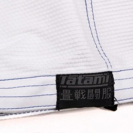 Tatami Kimono/Gi Damskie Estilo 6.0 Białe/Błękitne  11
