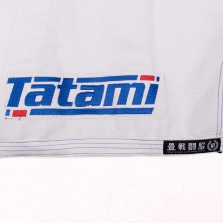 Tatami Kimono/Gi Damskie Estilo 6.0 Białe/Błękitne  12
