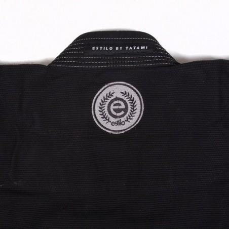 Tatami Kimono/Gi Damskie Estilo 6.0 Czarne/Grafitowe 7