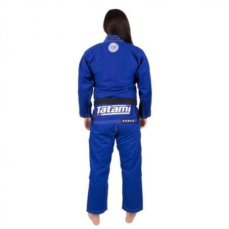 Tatami Kimono/Gi Damskie Estilo 6.0 Niebieskie 2