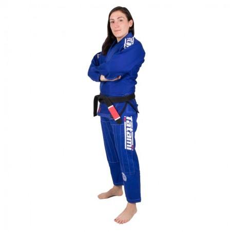 Tatami Kimono/Gi Damskie Estilo 6.0 Niebieskie 3